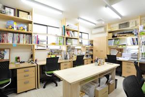 事務所内1